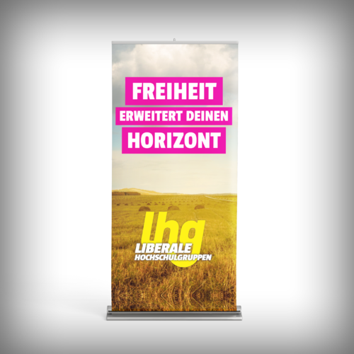 LHG - Roll Up Kornfeld